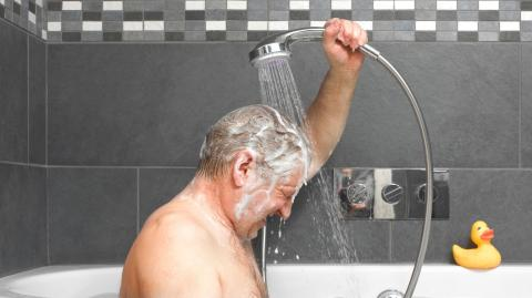 Shower Every Day? You're Making A Big Mistake!
