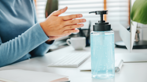 If You're Having Trouble Finding Hand Sanitizer – It's Because Too Many People Are Drinking It