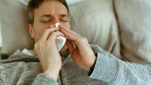 The Way You Blow Your Nose Could Be Dangerous