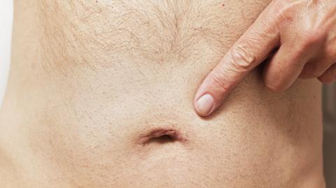 This is the real reason you get that weird feeling when you touch your belly button