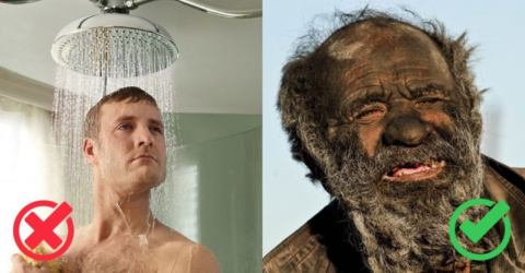 Experts Are Actually Warning Against Taking a Shower Every Day