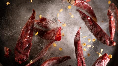 Study shows that eating chilli peppers could help you live longer
