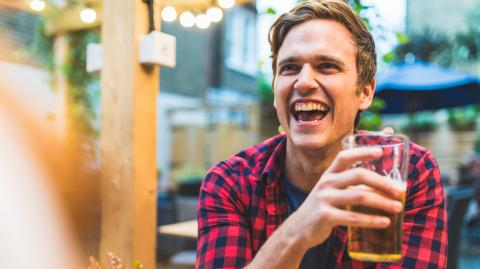 A study reveals how alcohol affects our emotions