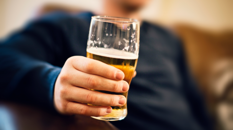 Drinking one beer a day could be 'very good for your health'