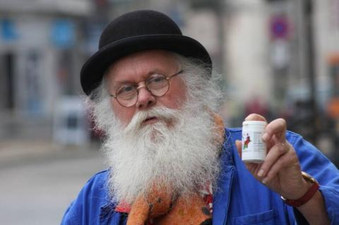 This Man Has Invented A Pill To Change The Scent Of Your Farts...