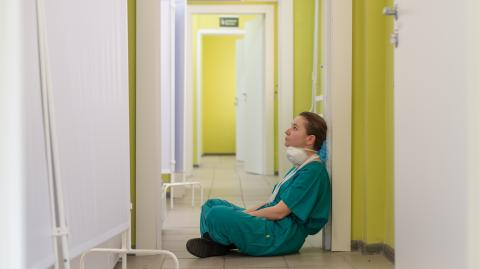 One third of COVID survivors are back in hospitals months after discharge