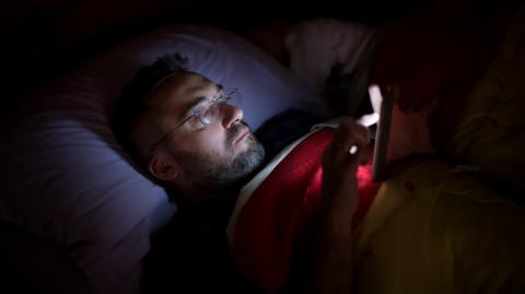 This Is the real reason you should never sleep next to your phone