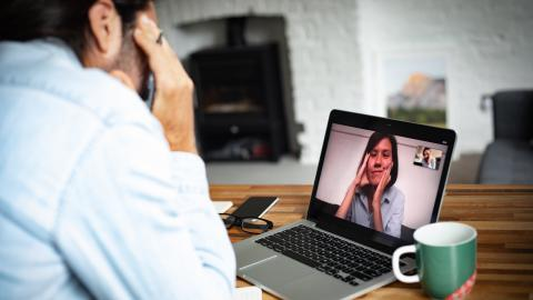 The real reason why Zoom meetings are so exhausting