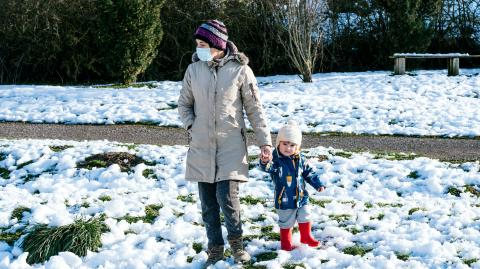 Freezing temperatures may be our best allies for fighting against the coronavirus
