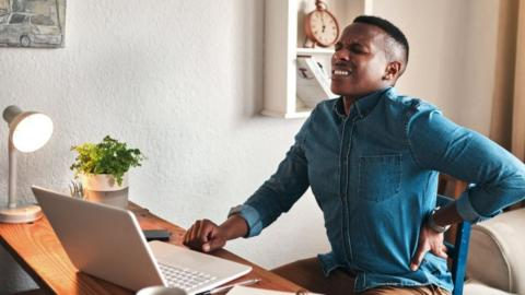 These tips will help you avoid back pain when working from home