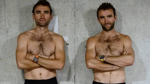 Which is better—vegan or meat diet? Identical twins embark on an experiment