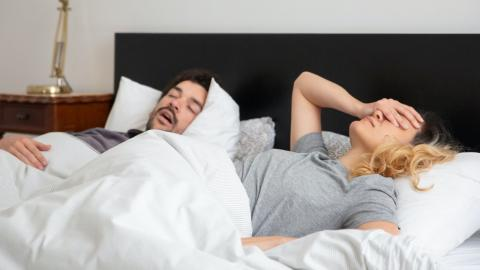Stop snoring with these simple remedies
