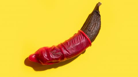 What happens to our penis as we age?