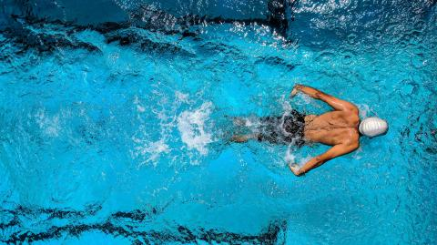 Here's why you should swim more often