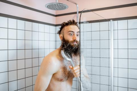 Should you really be showering everyday?
