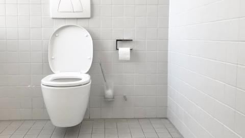 Here's why you shouldn't spend more than 15 minutes on the toilet