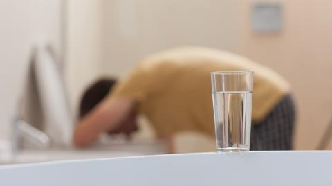 Expert reveals why drinking water won't prevent your hangover