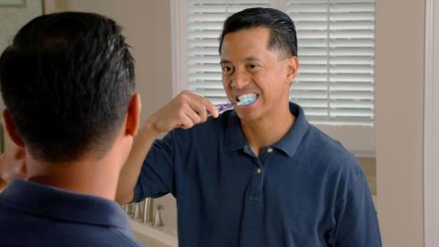 Dental hygiene: Should you brush your teeth before or after breakfast?