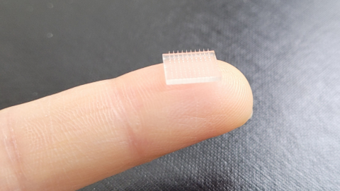 Could microneedle patches be the future of COVID vaccines?