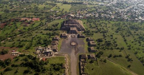 Archaeologists in Mexico Have Discovered a Terrifying Ritual Temple