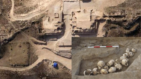 Archaeologists uncover incredible ancient Chinese pyramid shrouded in mystery