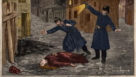 Have You Ever Wondered Who Jack the Ripper Really Was? We Have the Answer!