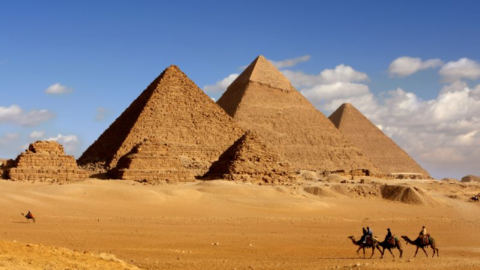 The Secret Behind The Alignment Of The Pyramids Of Giza: Uncovered?