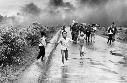 What became of the little girl from the famous Vietnam war photo?