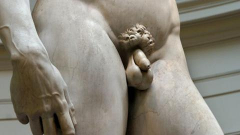 This Is Why All Greek Statues Have Small Penises