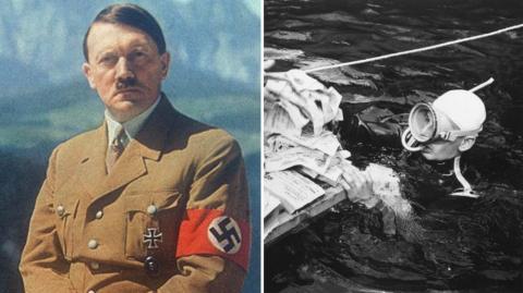 The shocking story of Hitler's secret treasure estimated to be worth £34 million