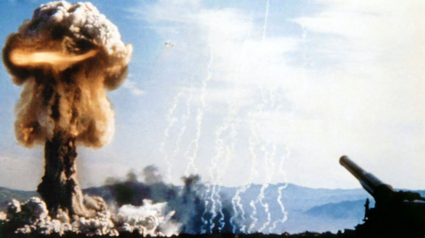 The unusual ways the US army thought to use the atom bomb