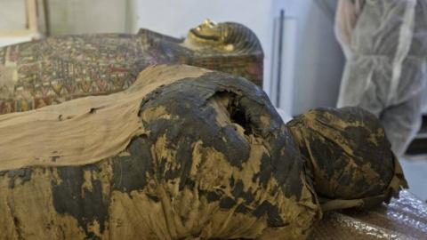 World's first pregnant mummy has been discovered