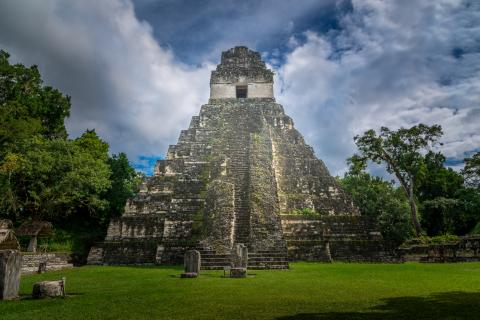Excrement analysis give researchers an insight into the decline of the Maya civilisation