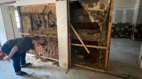 Nazi cache filled with artefacts found 76 years later in German house