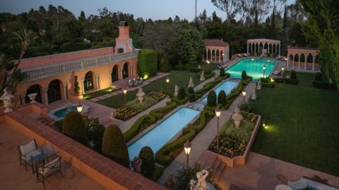 You can now buy The Godfather's manor