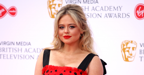 I'm A Celeb's Emily Atack Won't Look Like This On Extra Camp