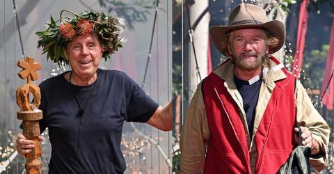 These Are The Oldest Celebs To Ever Appear On I'm A Celeb