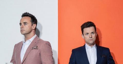 Declan Donnelly Reveals 'Incredible Anger' At Ant McPartlin's Behaviour