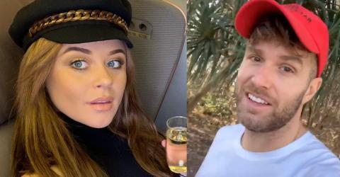 I'm A Celebrity 2019 Stars Pictured Arriving In Australia