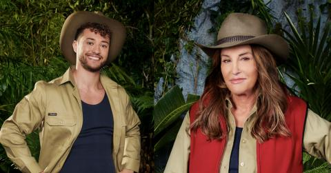 I'm A Celeb's Myles Stephenson Has One Huge Question For Caitlyn Jenner