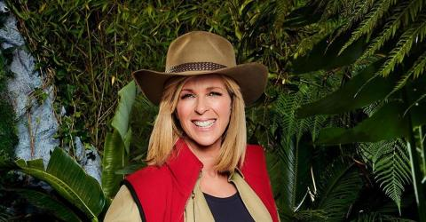 Kate Garraway Has A Naughty Plan For I'm A Celeb 2019
