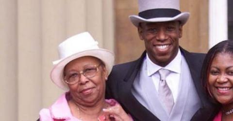 Ian Wright's Mum Reveals Her Fears Over I'm A Celeb