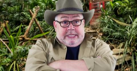 This Is The Real Reason Cliff Parisi Changed His Mind About I'm A Celeb