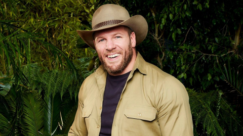 James Haskell Slammed For 'Offensive' I'm A Celeb Comments