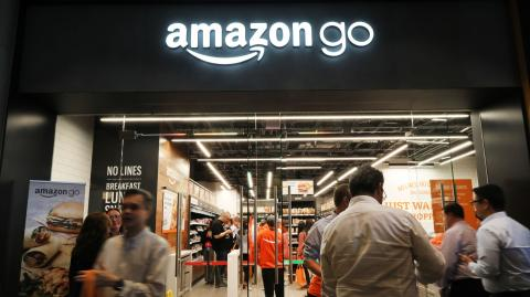 Amazon is Set to Open 30 Stores in the UK... But They Won't Have Checkouts