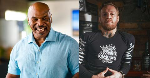 Mike Tyson Gave Some Valuable Advice To Conor McGregor