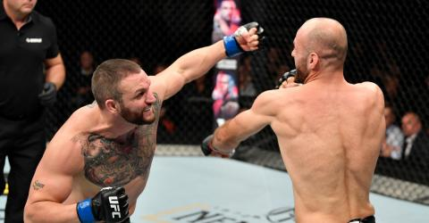 Phillips And Amedovski Both Let Loose, The Result? KO In Less Than 20 Seconds!