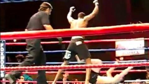 UFC Flashback: the fastest knockout of Jon Jones' career