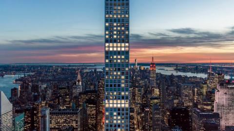 The skyscraper of new york city's ultra-wealthy is crumbling under the weight of its defects