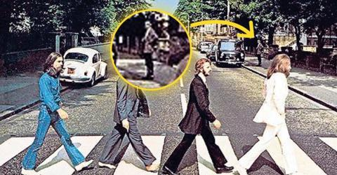 We Finally Know Who The Fifth Man On This Beatles Album Cover Really Is
